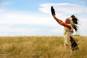 native-with-feather
